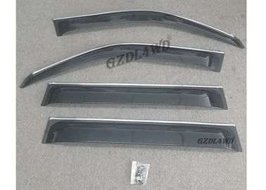 OEM Auto Accessories Car Window Sun Visor Cuaca Shield Untuk Toyota Land Cruiser FJ100 Series pemasok