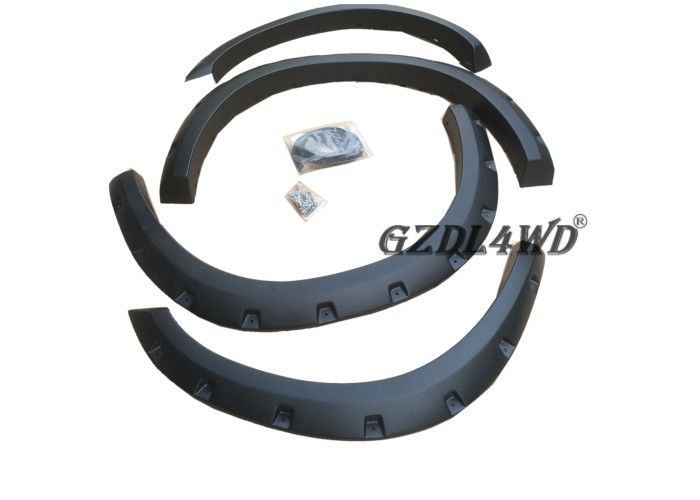 Cina Isuzu Model Pocket Style Fender Flares Dodge Ram 1500 Drilling Install pabrik