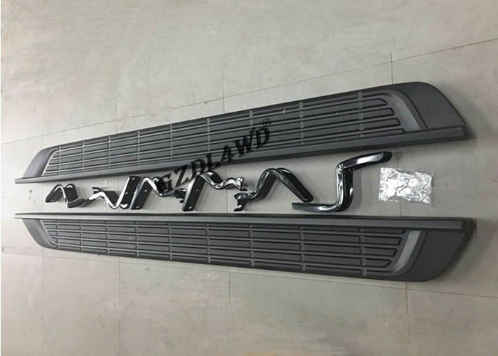 Cina 4x4 Auto Parts Untuk Ford Ranger Side Step Bar Plastic Running Boards Ranger PX Wildtrak 2015 2016 pabrik