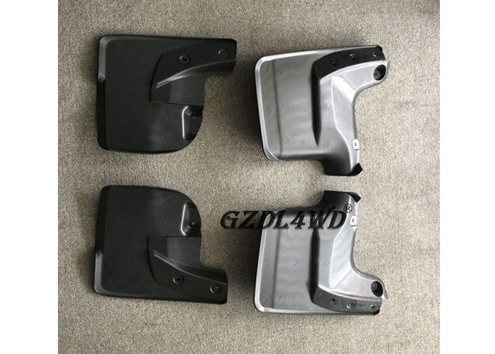 Cina PP Plastik 4x4 Body Kit Mudguards 4x4 Mud Flaps / Toyota Fortuner Accessories pabrik