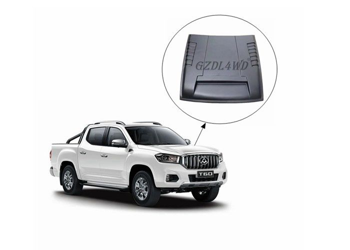 LDV T60 Accessories Engine Hood Scoop Cover Untuk Maxus T60 Dual Cab 2018