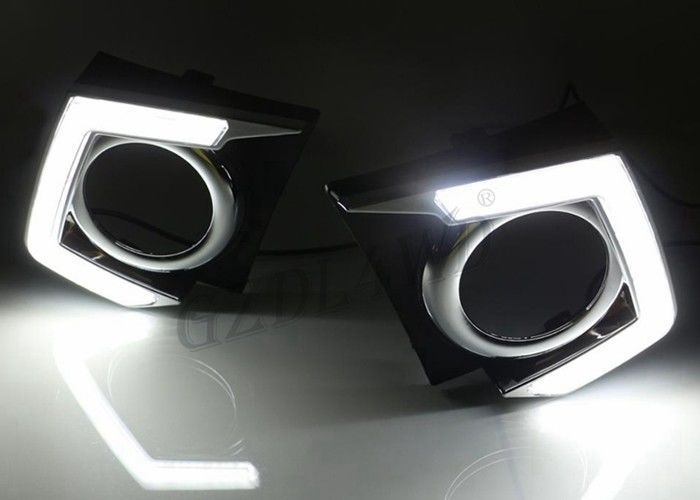 12V 4x4 Driving Lights, Misubishi L200 Triton 2015-2016 DRL LED Daytime Running Lamp pemasok