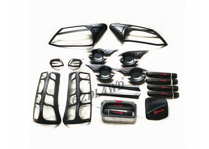 Isuzu Dmax Body Cover 4x4 Body Kits Trims Dekoratif D - Max Accessories