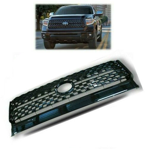 4x4 Offroad Aftermarket Front Grill Mesh Untuk Toyota Tundra 2018 2019
