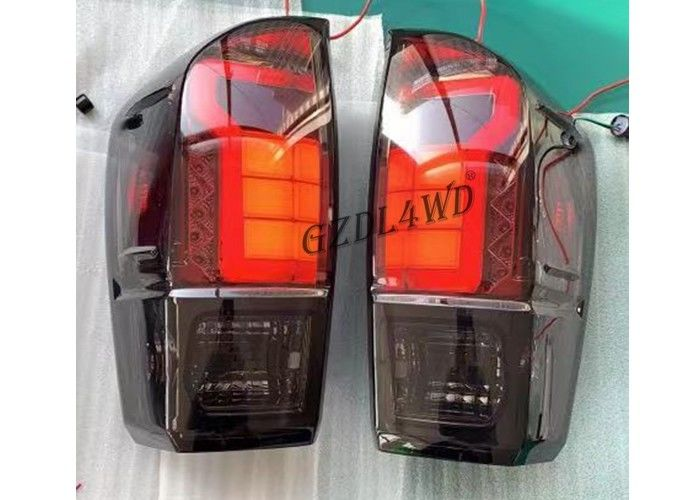 2016 Smoked Hitam Belakang 4x4 Pickup Off Raod LED Tail Light